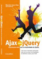 Livro Ajax com jQuery - Autor Maurício Samy Silva