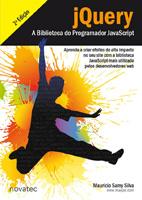 Livro jQuery - Autor Maurício Samy Silva