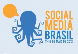 Logotipo Social Media Brasil 2012